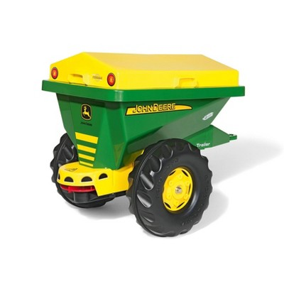 John Deere Seed Spreader by Rolly Toys