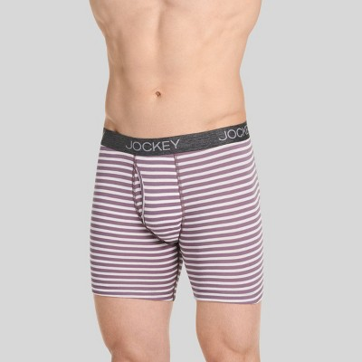 Jockey Generation™ Men's Cotton Blend 3pk Boxer Briefs