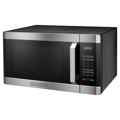 1 6 Cu Ft 1100 Watt Microwave Oven