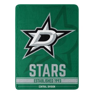 NHL Dallas Stars Micro Throw Blanket