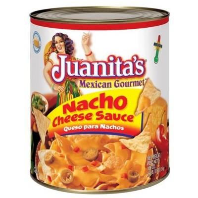 Juanita's Nacho Cheese Sauce - 15 Oz