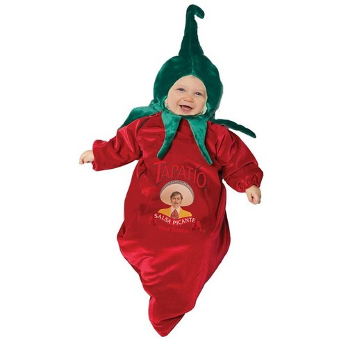 Underwraps Tapatio Chili Pepper Baby Costume Bunting - image 1 of 1