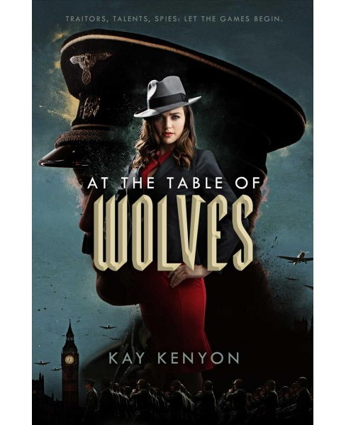 At the Table of Wolves -  Reprint (Dark Talents Novel) by Kay Kenyon (Paperback) - image 1 of 1