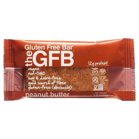 The GFB® Peanut Butter Bar - 2.05oz - image 1 of 2