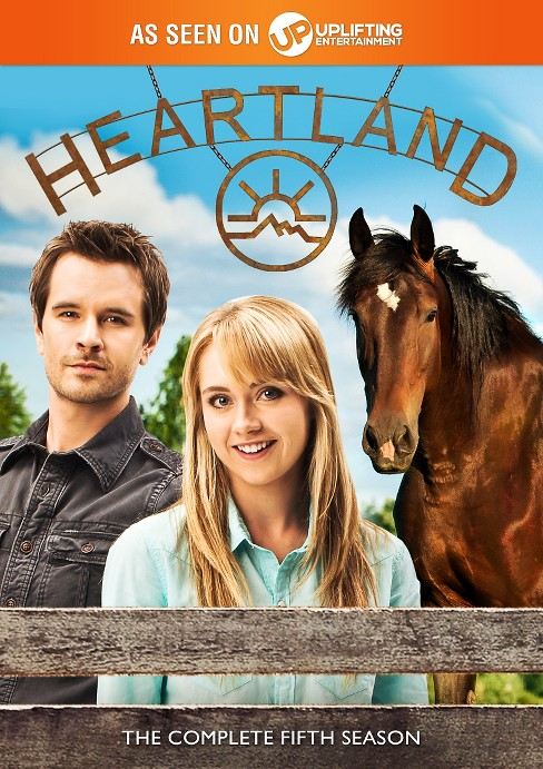 Heartland:Season 5 (DVD) - image 1 of 1
