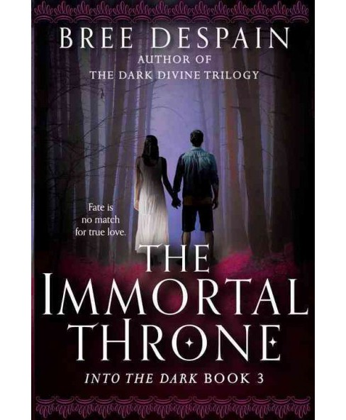 Immortal Throne (Hardcover) (Bree Despain) - image 1 of 1