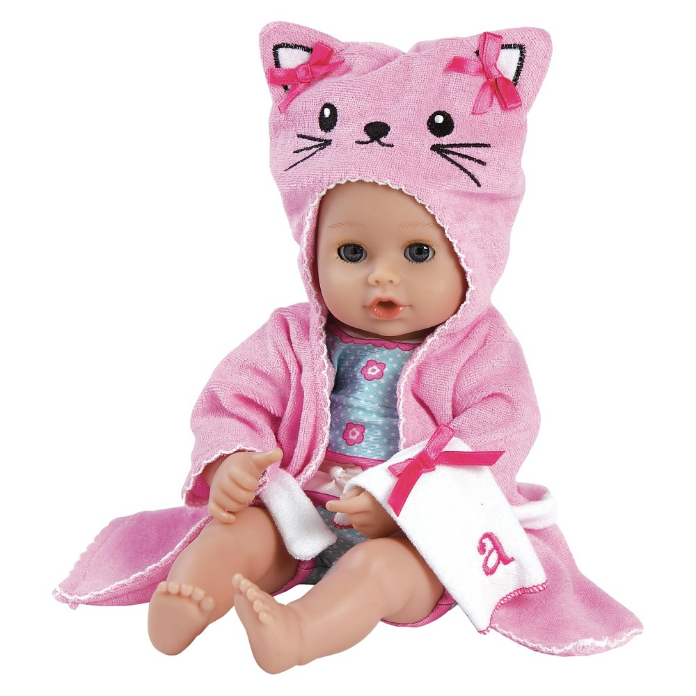 Image of Adora BathTime Doll Baby - Kitty