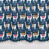 Llamas Shower Curtain - Allure Home Creation - image 4 of 4