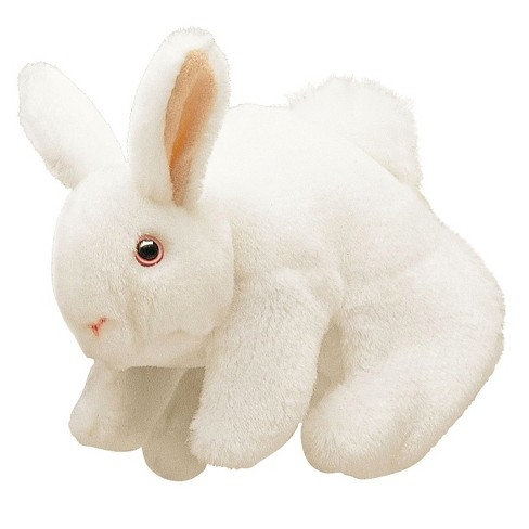 Folkmanis White Bunny Rabbit Hand Puppet Target