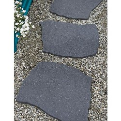 Recycled Rubber Flagstone Stepping Stone - Gardener's Supply Company
