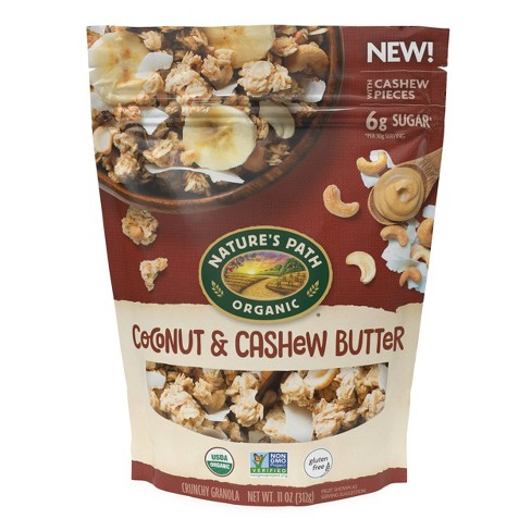 Nature's Path Coconut & Cashew Butter - 11oz - image 1 of 4