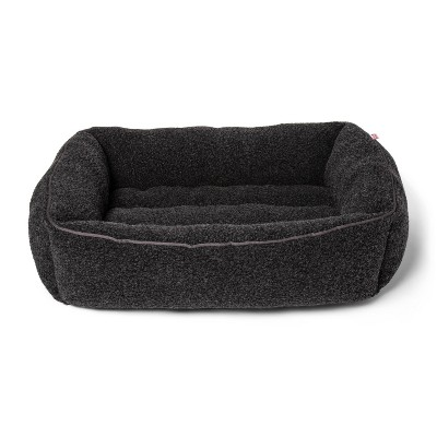Modern Cuddler Rectangle Dog Bed - M - Boots & Barkley™