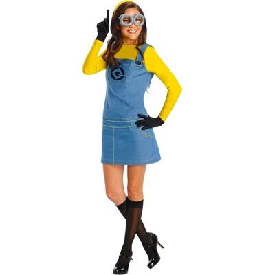 Rubies Despicable Me Minion Adult Plus Costume