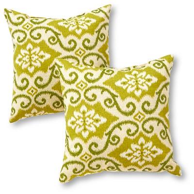 Outdoor Accent Pillow Set - Shoreham - Greendale Home Fashions