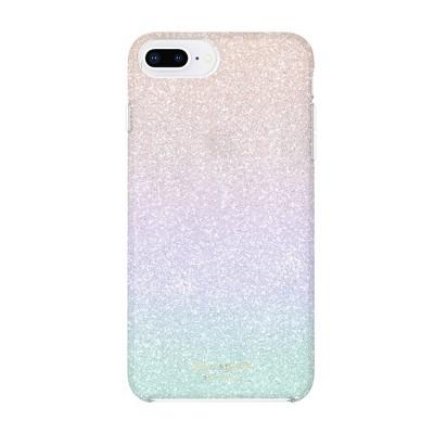 Kate Spade New York Apple iPhone 8 Plus/7 Plus/6s Plus/6 Plus Hard Shell Case - Ombre Glitter