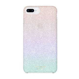 Kate Spade New York Apple iPhone 8 Plus/7 Plus/6s Plus/6 Plus Hard Shell Case - Ombre Glitter