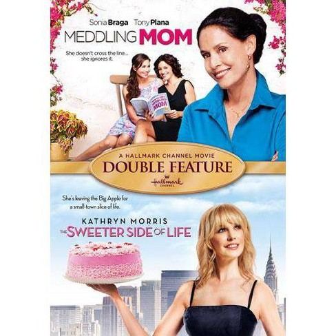 Meddling Mom / The Sweeter Side Of Life (DVD) - image 1 of 1