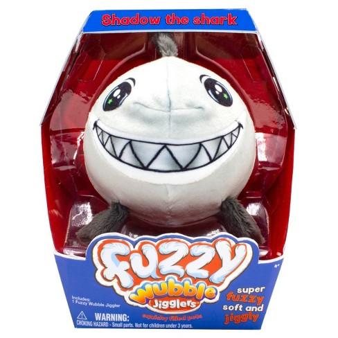 Wubble Fuzzy Jiggler Shark - image 1 of 4