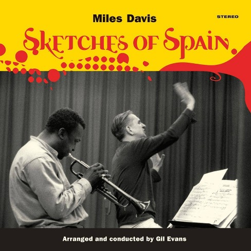 Miles Davis - Sketches of Spain (Vinyl) - image 1 of 1