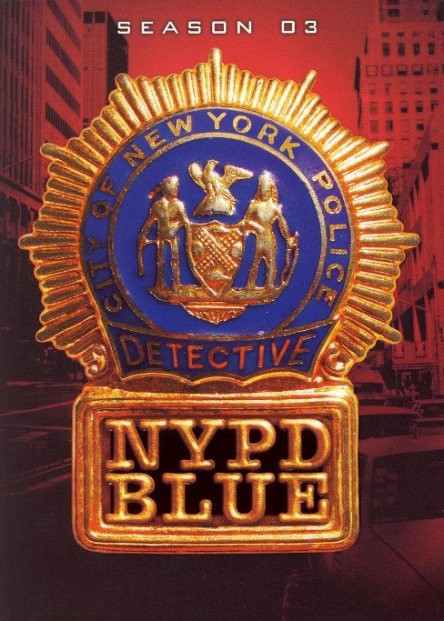 Nypd blue:Season 3 (DVD) - image 1 of 1