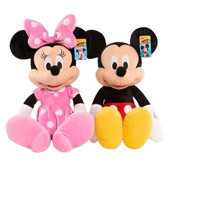 Disney Mickey Mouse & Friends Standard Jumbo Plush