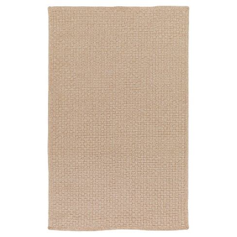 Surya Caswell Outdoor Rug - Taupe - image 1 of 2