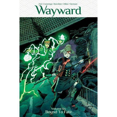 Wayward Volume 6: Bound to Fate - by  Jim Zub (Paperback) - image 1 of 1