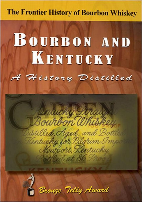 Bourbon and kentucky:History distille (DVD) - image 1 of 1
