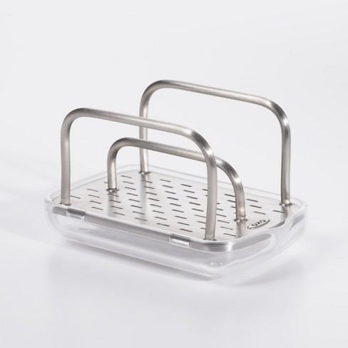 Oxo Stainless Steel Sink Sponge Holder Target