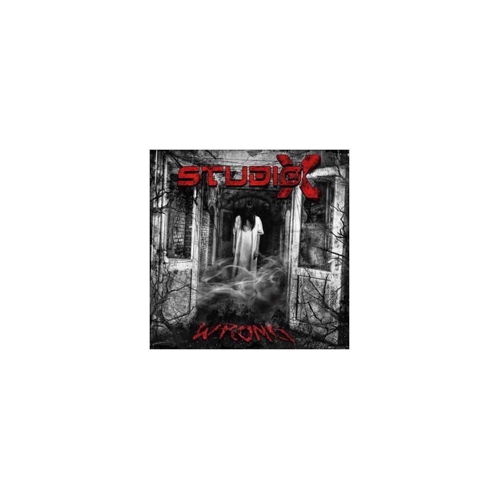 Studio-x - Wrong (CD), Pop Music