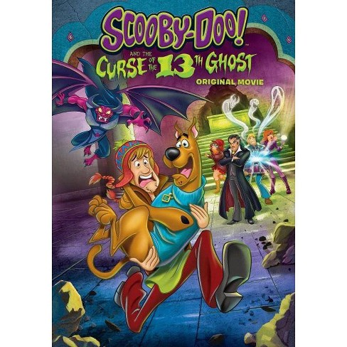 Scooby Doo! And The Curse Of The 13th Ghost! (DVD) - image 1 of 1
