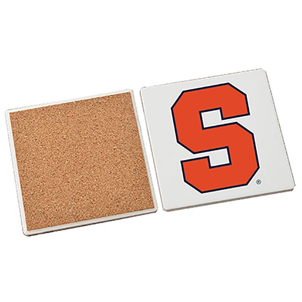 NCAA Syracuse Orange Stone Coasters