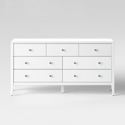 Pelham Horizontal Dresser White - Threshold™