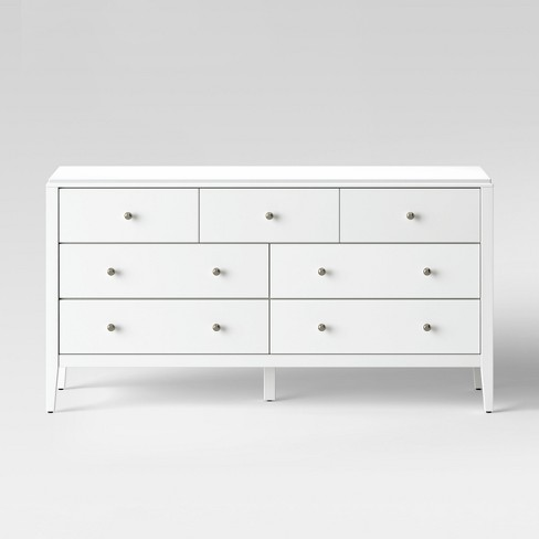 Pelham Horizontal Dresser White - Threshold™