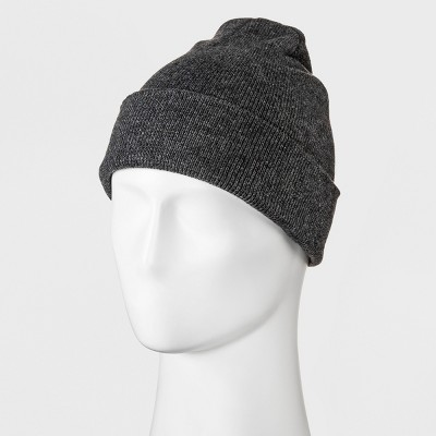 e2e016deda538 Men s Knit Cuff Beanie – Goodfellow   Co™ Gray One Size – BrickSeek