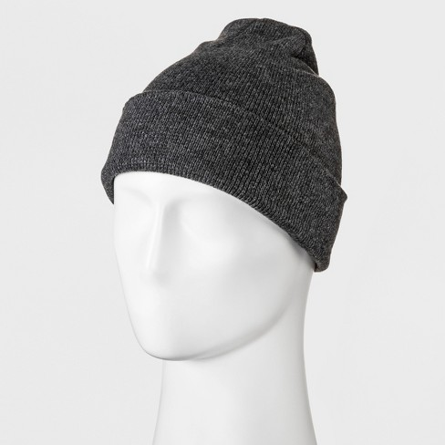 Men s Knit Cuff Beanie - Goodfellow   Co™ One Size   Target 26234f0e34a