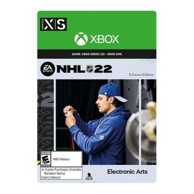 NHL 22: X-Factor Edition - Xbox Series X|S/Xbox One (Digital)