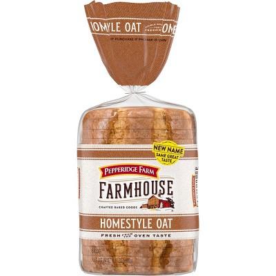 Pepperidge Farm Farmhouse Oatmeal Bread - 24oz