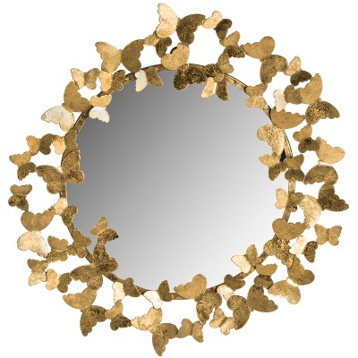 Ruthie Butterfly Mirror Gold - Safavieh®
