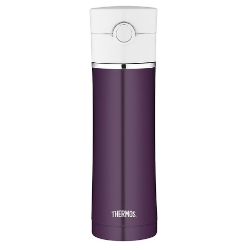 Thermos 16oz Sipp Vacuum Insulated Steel Drink Bottle  - Purple - image 1 of 1