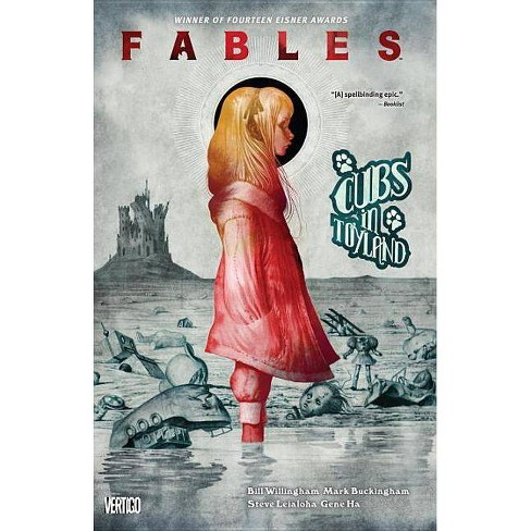 Fables Vol. 18: Cubs in Toyland - (Fables (Paperback)) by  Bill Willingham (Paperback) - image 1 of 1