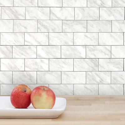 DIP Design is Personal 10pk Subway Tiles 12'' x 12'' Backsplash