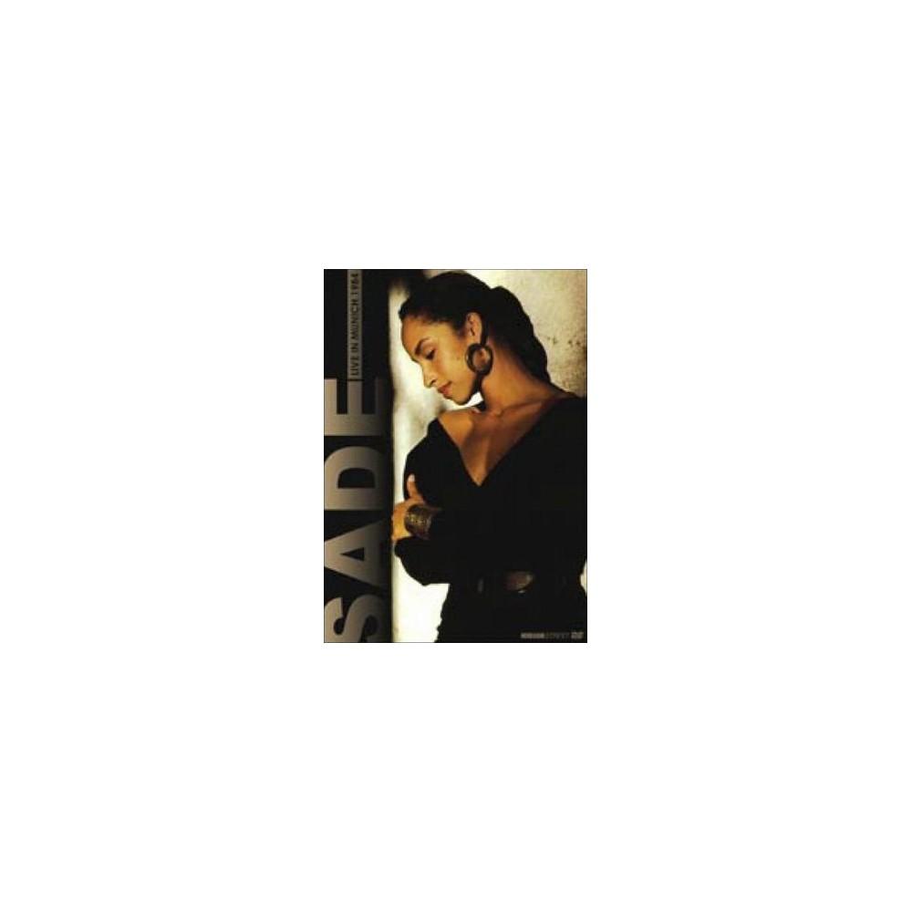 Sade:Live In Munich (Dvd)