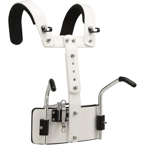 Sound Percussion Labs Bass Drum Carrier White - image 1 of 2