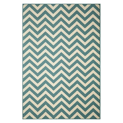 Chevron Rug - image 1 of 2