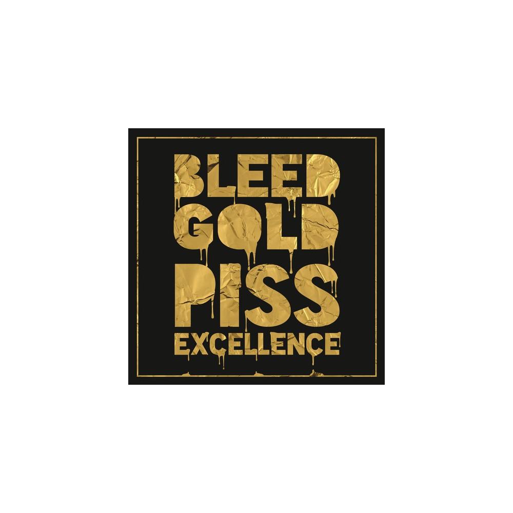 Cherub - Bleed Gold Piss Excellence (Vinyl)