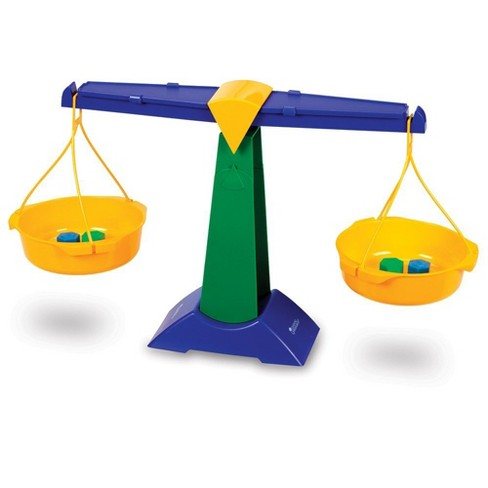Learning Resources Pan Balance, Detachable Buckets, Ages 3+ - image 1 of 2