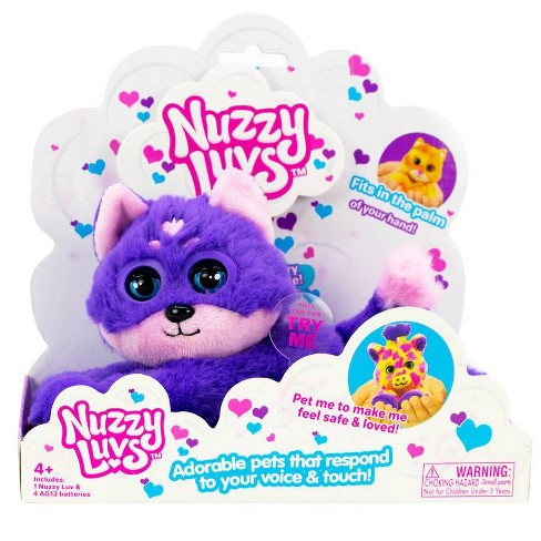 Nuzzy Luvs - Styles May Vary - image 1 of 4