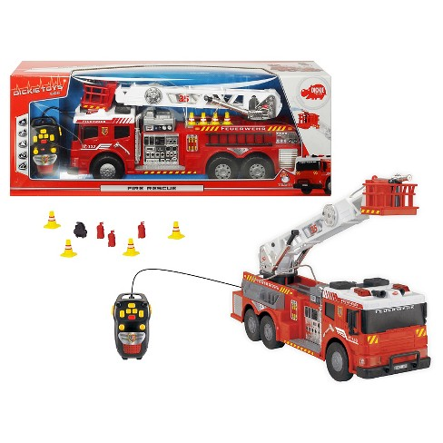 """Dickie Toys International Fire Rescue 24"""" - image 1 of 4"""