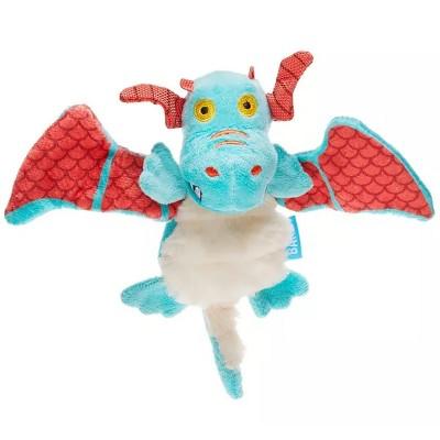 BARK Dragon Dog Toy - Grim Bold the Dragon